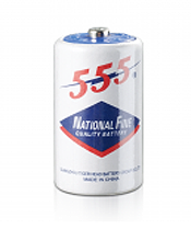 C SIZE CARBON ZINC BATTERY R14S PAPER JACKET