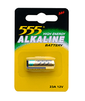 23A  ALKALINE BATTERIES