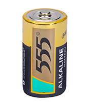 C SIZE LR14 ALKALINE BATTERIES AM-2