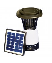 LED EMERGENCY SOLAR UV LIGHT