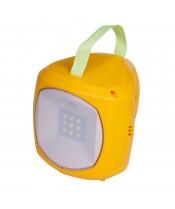 LED EMERGENCY BULB WITH SOLAR PANEL